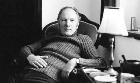 Thomas Bernhard (1931-1989): Übertreibungsfanatiker, Alpen-Beckett, Nestbeschmutzer - ein herausragender Schriftsteller. (Bild: Isolde Ohlbaum)